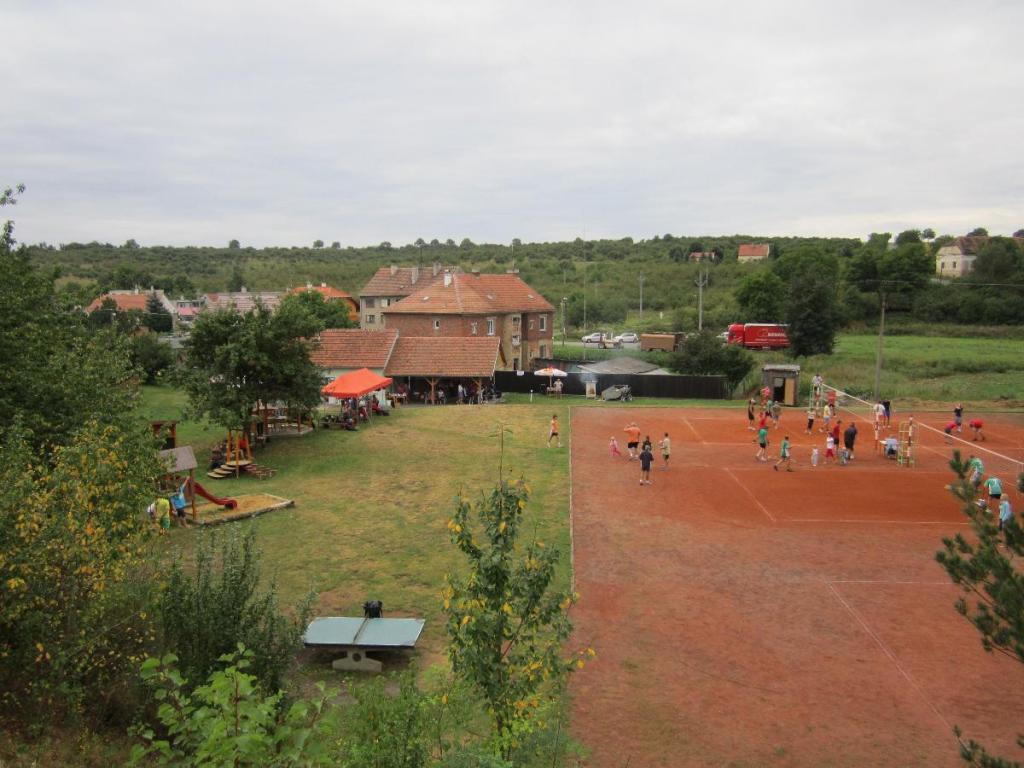 Volejbalový turnaj 2012