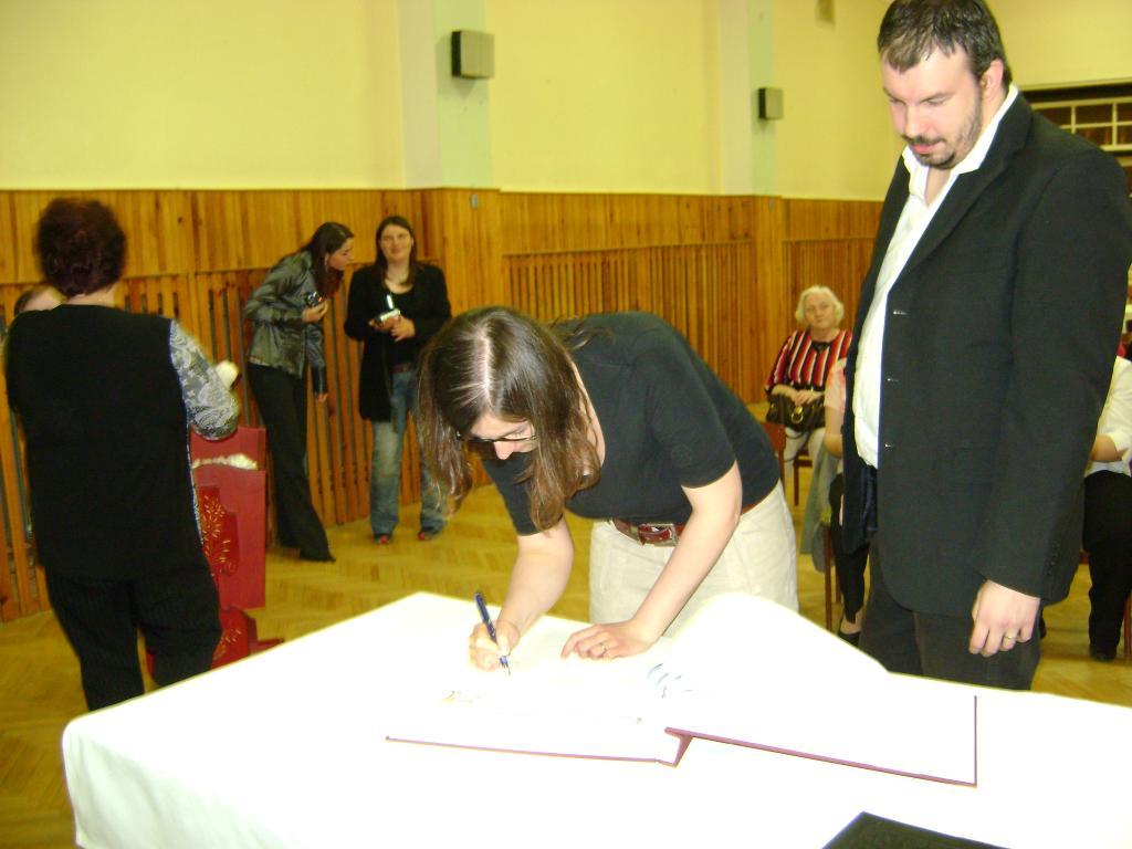 Vítání občánků 2010