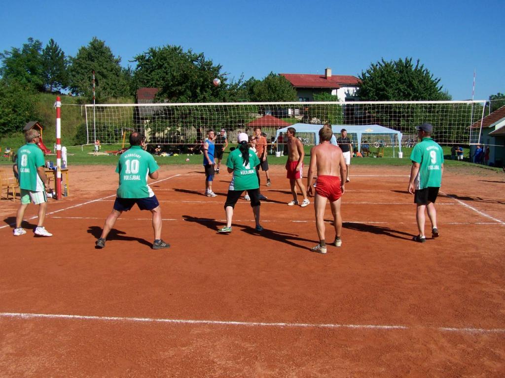Volejbalový turnaj 2011