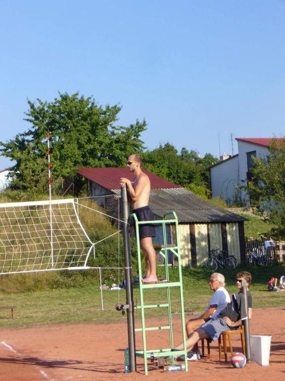 Volejbalový turnaj 2007