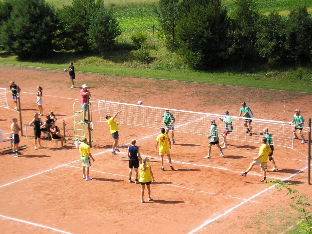 Volejbalový turnaj 2005