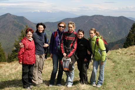 Výlet Malá Fatra 2011