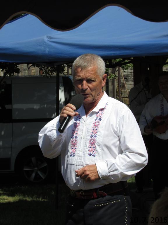 Kiosek 10.7.2016 - Jožka Šmukař