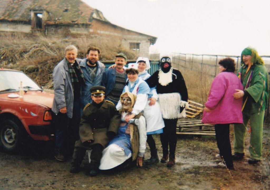 Ostatky 1995