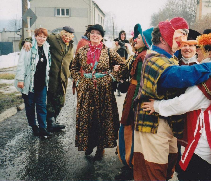Ostatky 1997
