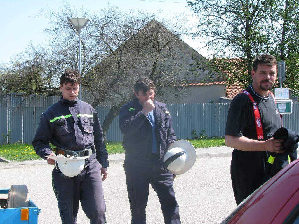 Taktické cvičení Pavlovice
